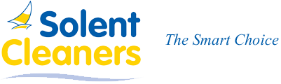 Solent Cleaners Logo