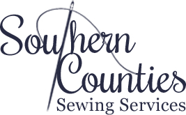 Domestic Sewing Machine Service and Repair Logo